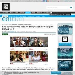 INA: Les booktubeurs vont-ils remplacer les critiques littéraires