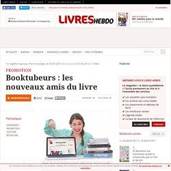 LivresHebdo:Booktubeurs : les nouveaux amis du livre