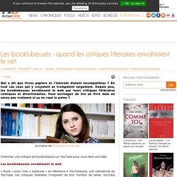 Les booktubeuses: quand les critiques littéraires envahissent le net