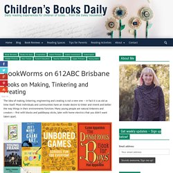 BookWorms on 612ABC Brisbane - Children's Books Daily...