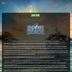 boom beach diamond hack