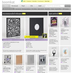 Boomkat - Your independent music specialist