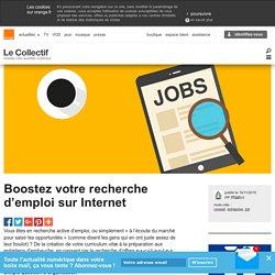 Boostez votre recherche d'emploi sur Internet