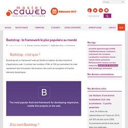 Bootstrap : le framework le plus populaire au monde