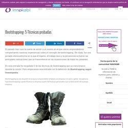 Bootstrapping: 5 Técnicas probadas - Innokabi