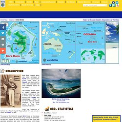 Bora Bora Map and Information, Map of Bora Bora, Facts, Figures and Geography of Bora Bora -Worldatlas.com