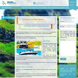 Bora Bora Private Combo Land and Sea