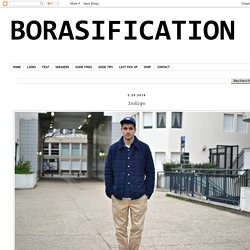 BORASIFICATION: Indigo
