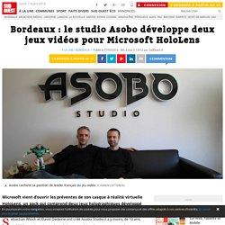 Bordeaux : le studio Asobo développe deux jeux vidéos pour Microsoft HoloLens