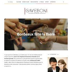 Bordeaux fête la Bière - GavéBon.com