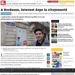 A Bordeaux, Internet dope la citoyenneté