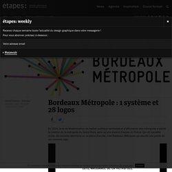 Bordeaux Métropole : 1 système et 28 logos