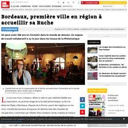 Bordeaux, première ville en région à accueillir sa Ruche