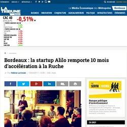 Bordeaux : la startup Alilo remporte 10 mois d'accélération à la Ruche