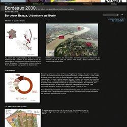 Bordeaux Brazza, Urbanisme en liberté