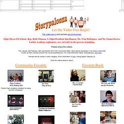 Gail Borden Public Library: Storypalooza