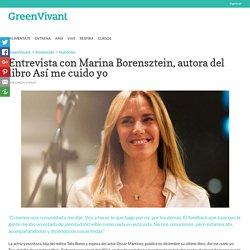 Entrevista con Marina Borensztein, autora del libro Así me cuido yo