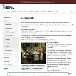 Borgerskabet - Det Kongelige Bibliotek