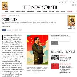 Born Red