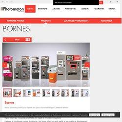 bornes - Photomaton