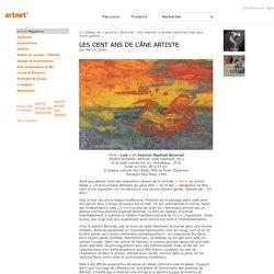 Le tableau du «peintre» Boronali: une réaction à double tranchant face aux avant-gardes
