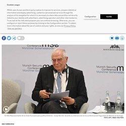"Borrell pide en Múnich a la UE más ""apetito de poder"""