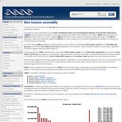 Bos taurus assembly