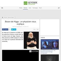 Boson de Higgs : un physicien vous explique