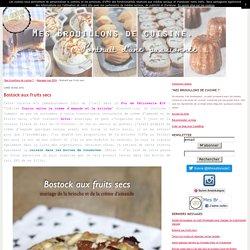 Bostock aux fruits secs