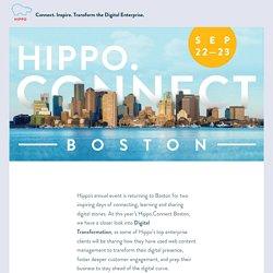 Boston - Hippo.Connect 2016