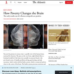 Boston's EMPath Program Uses Science to Fight Family Poverty - The Atlantic