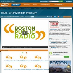 Boston Public Radio