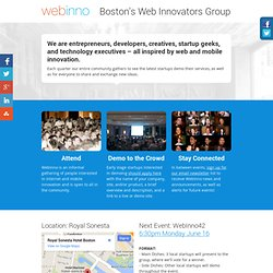 Web Innovators Group