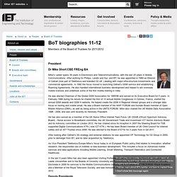 BoT biographies 11-12