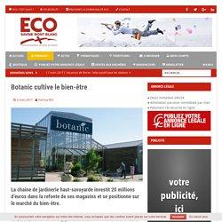 Botanic cultive le bien-être - ECO Savoie Mont Blanc