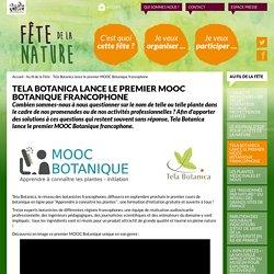 Tela Botanica lance le premier MOOC Botanique francophone