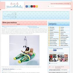 Botes para muñecas