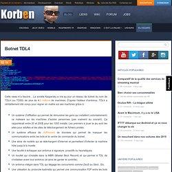 Botnet TDL4