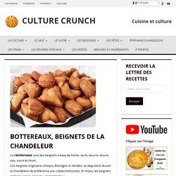 Bottereaux, beignets de la Chandeleur