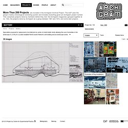 Bottery - Archigram Archival Project