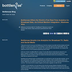 Bottlenose Blog