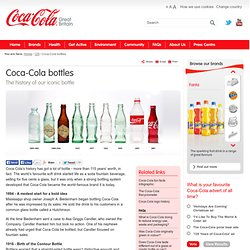 ca‑Cola Bottles History : Green Glass & Old Coca‑Cola Bottles