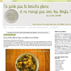 Des légumes et des vitamines