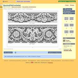 Gallery.ru / Фото #14 - BoucheritFilet3-recharted - romashkaroma