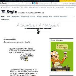 Amuse-bouches, première partie - A boire et à manger - Blog LeMo