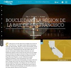 Boucle Dans La Région De La Baie De San Francisco