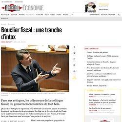 Bouclier fiscal: les cinq bobards de la droite