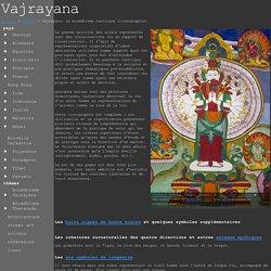 Vajrayana: le bouddhisme tantrique (iconographie)