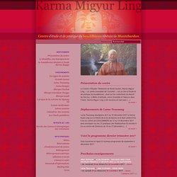 Centre d'étude et de pratique du bouddhisme tibétain de Montchardon