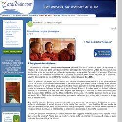 Bouddhisme : qu'est ce que c'est